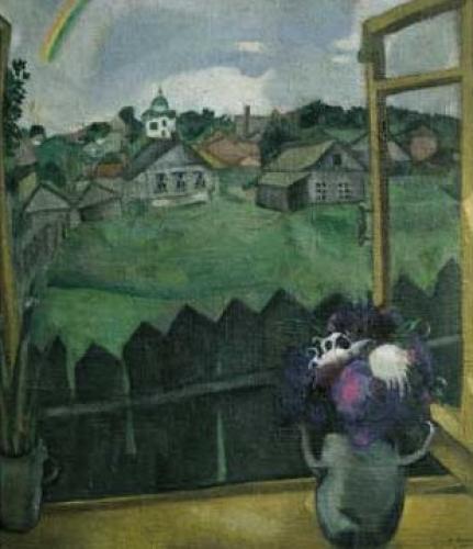 Marc Chagall Arte Fair