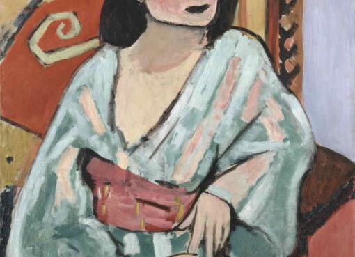 Matisse algerina