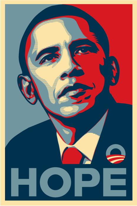 Hope Obama Obey Fairey