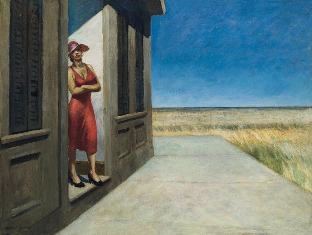 Hopper South Carolina Morning1