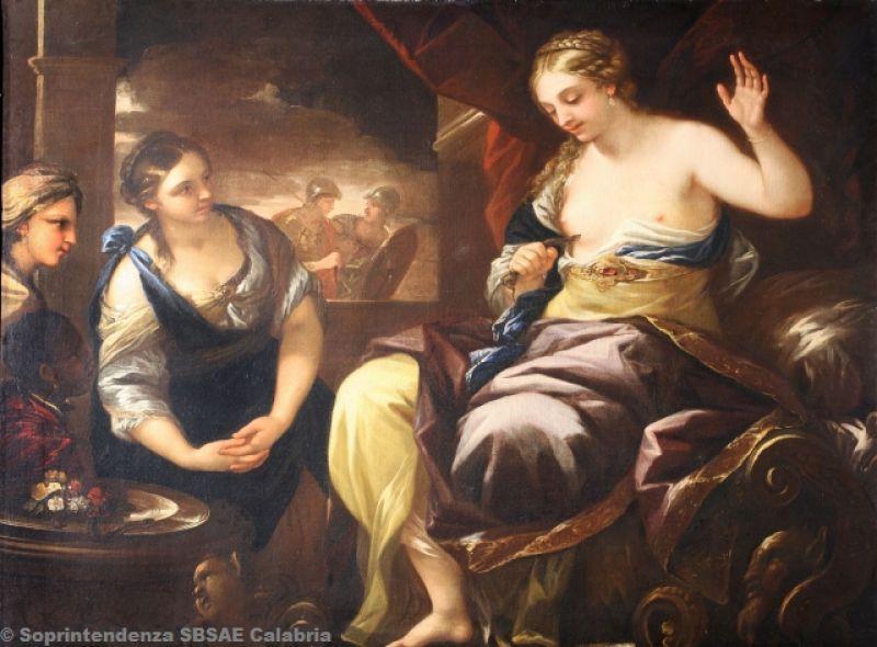 LucaGiordano Cleopatra