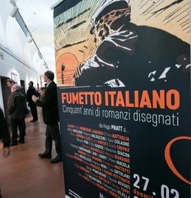 Fumetto Italiano Roma032 Arte Fair