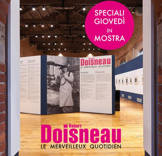 Gioved Doisneau