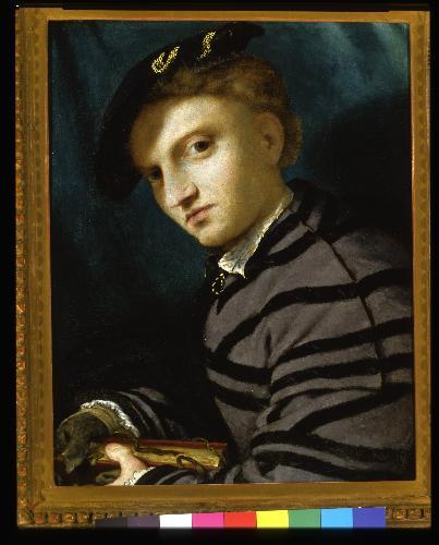 Lorenzo Lotto ritratto