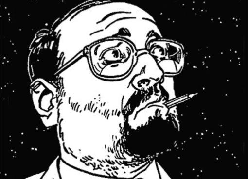 Umberto Eco fumetto