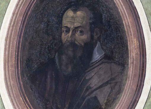 Archivio Vasari Ritratto Vasari