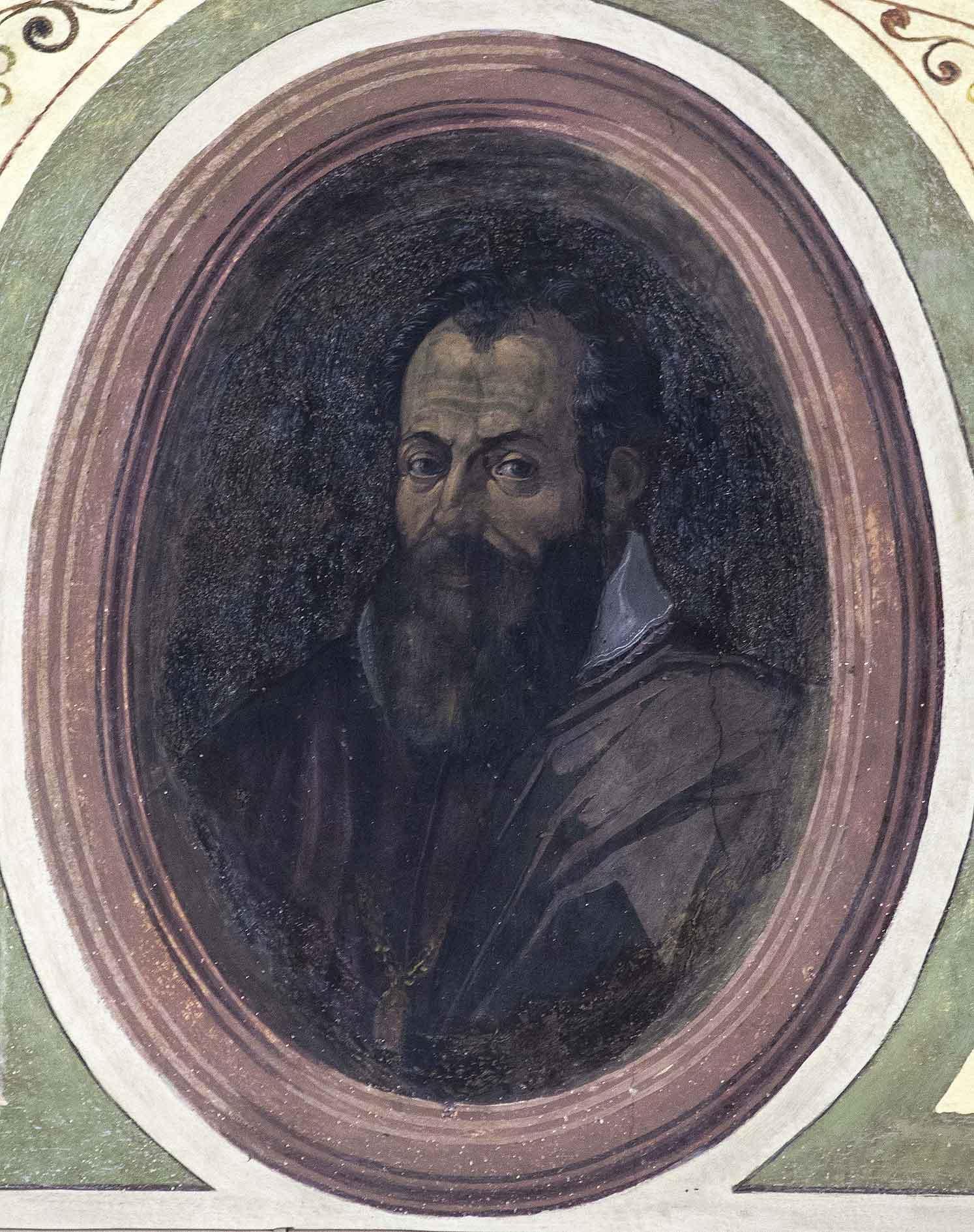 Archivio Vasari058 Ritratto Vasari