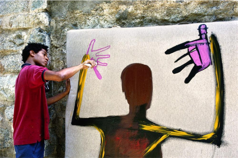 Basquiat LeeJaffe