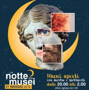 Notte dei Musei2016 locandina