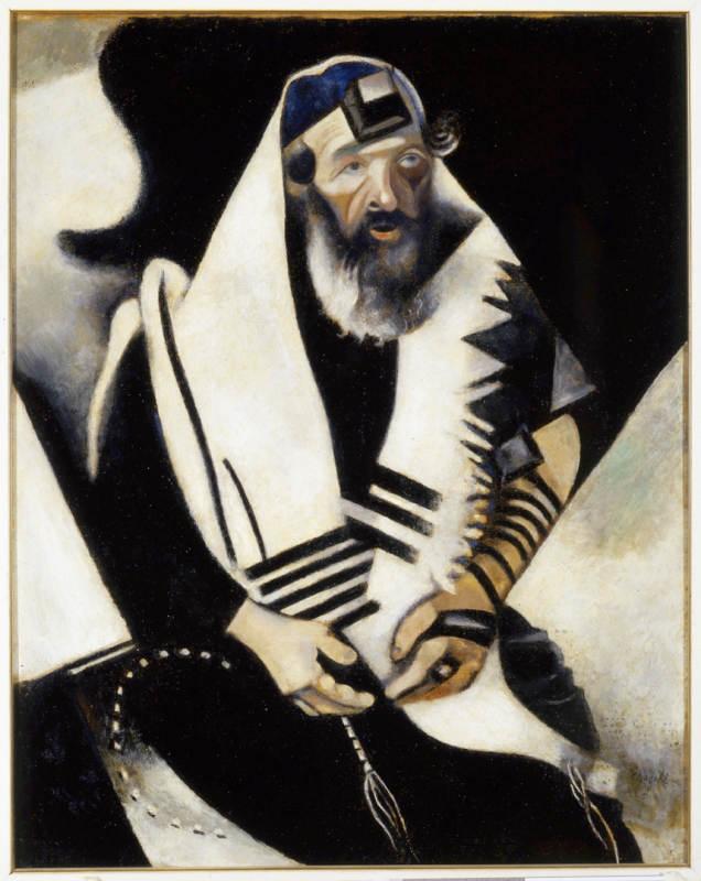 Chagall Rabbino n2