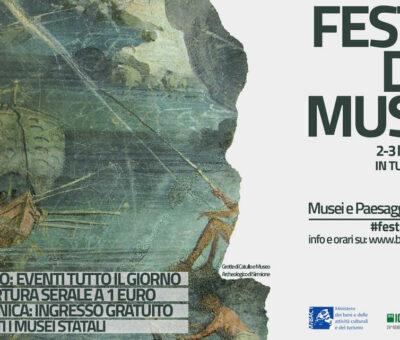 Festa Musei LogoMiBACT