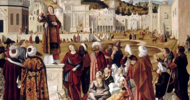 venezia gli ebrei e europa