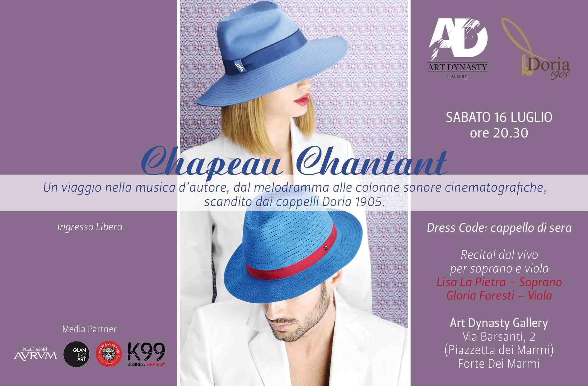 Chapeau Chantant