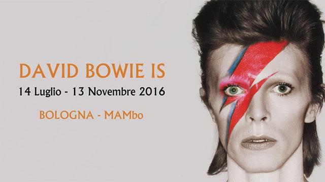 David BowieIs Bologna