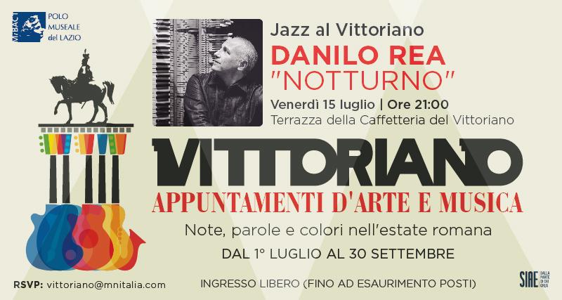 Invito Jazz Vittoriano
