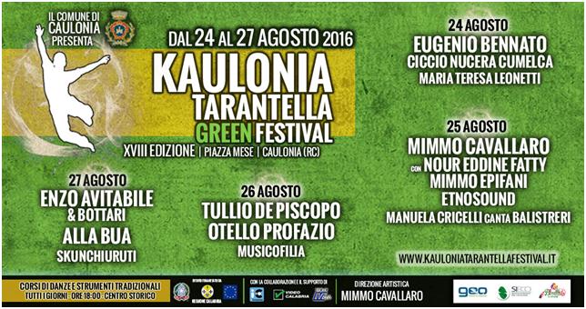 Kaulonia Tarantella
