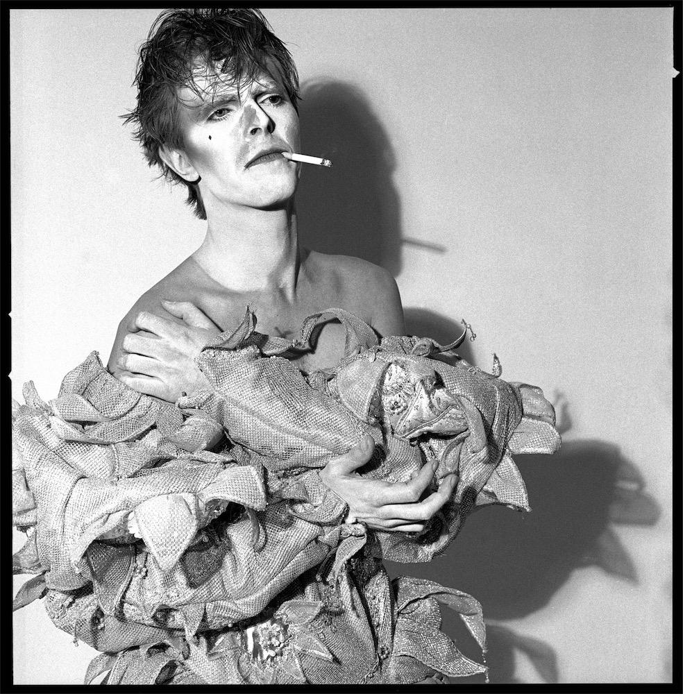 Brian Duffy David Bowie
