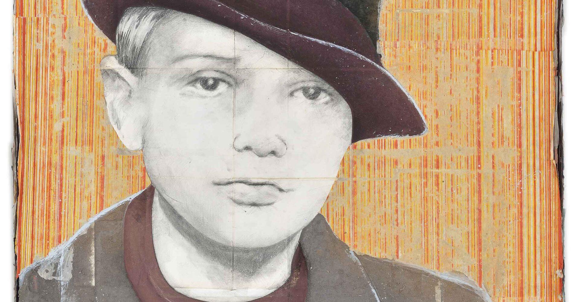 Portrait of Pasolini 2016