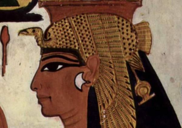 Nefertari scoperta