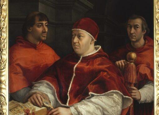 Raffaello Papa Leone X