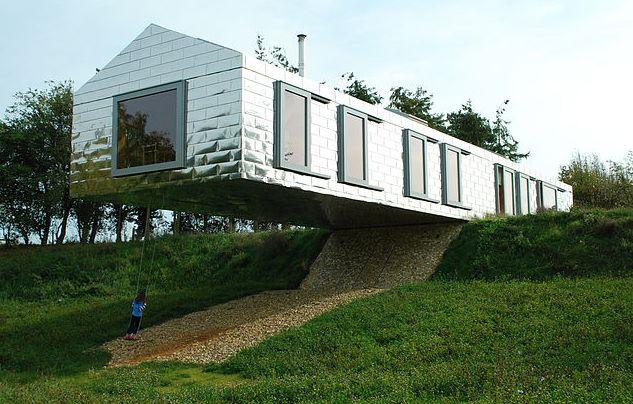 The Balancing Barn MVRDV