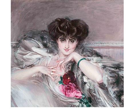 Boldini Ritratto principessa Radziwill