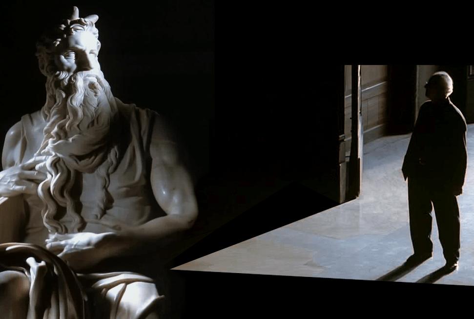 Michelangelo Antonioni sguardo Michelangelo