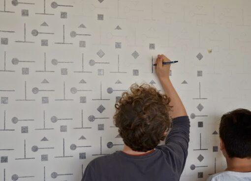 School01 Wall02