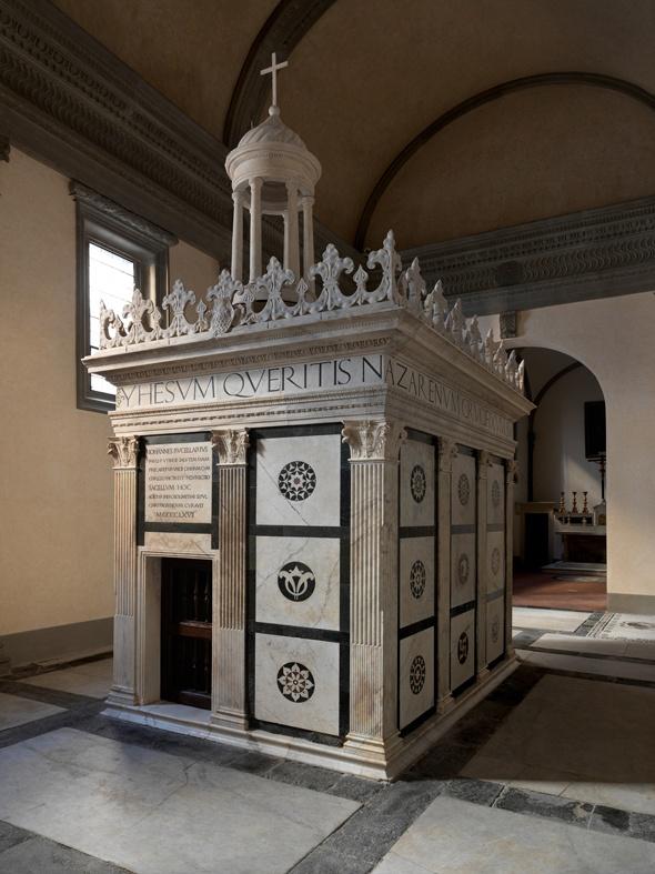 Cappella Rucellai Alberti Ph DLasagni