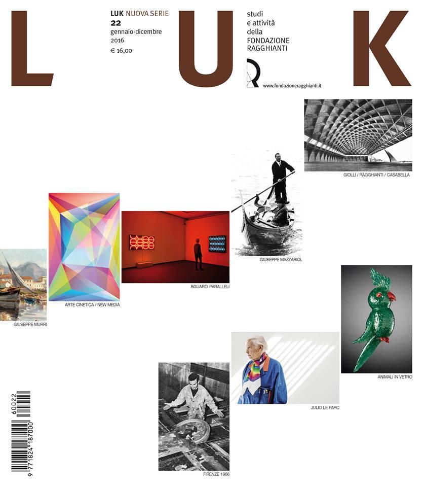 LUK 22 cover