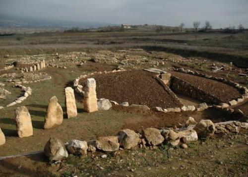 Area archeol Fossa
