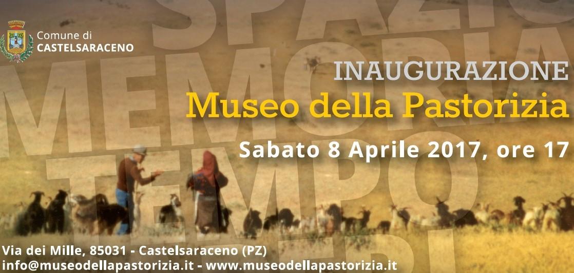 Invito Castelsaraceno Museo Pastorizia