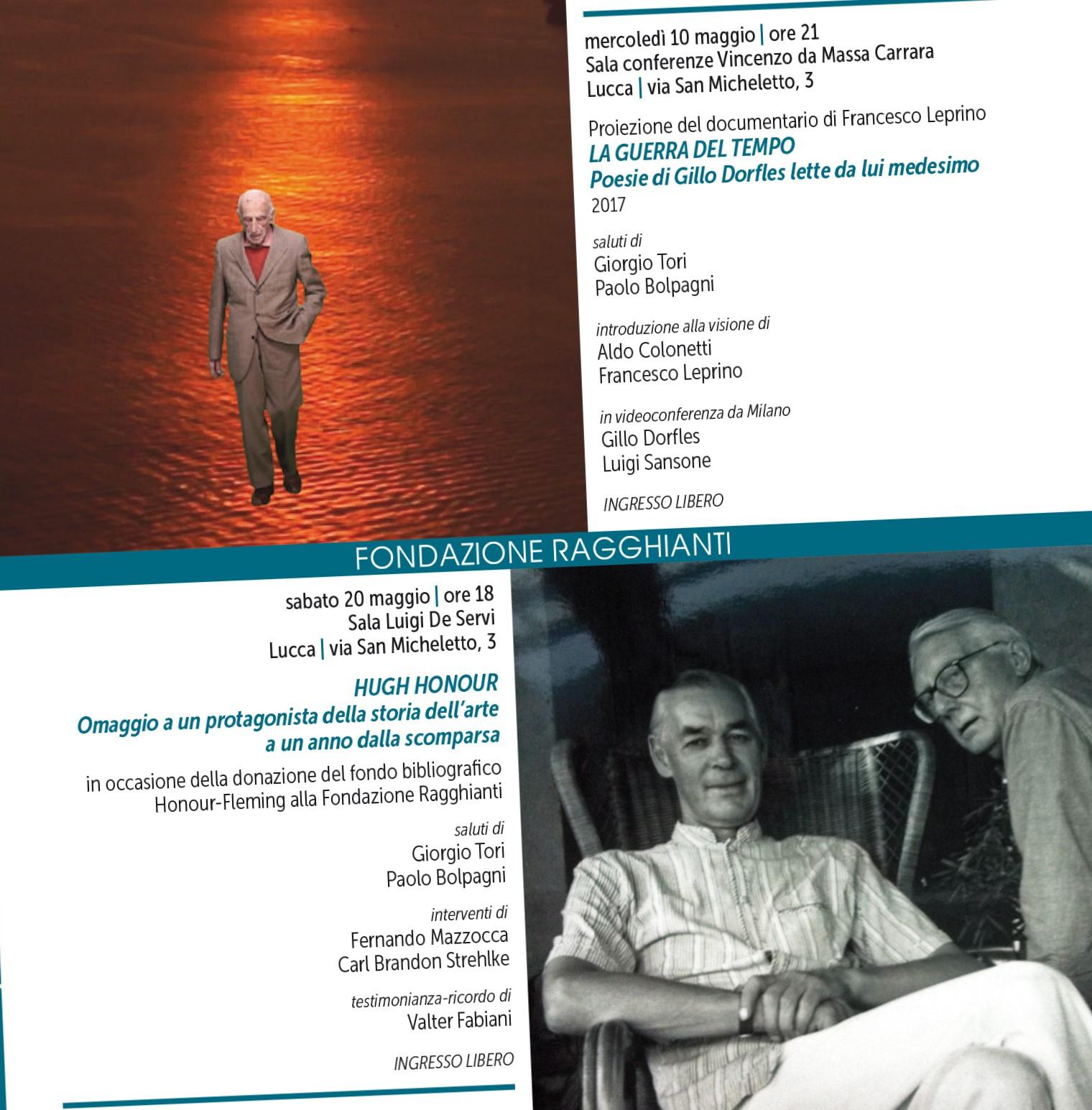 Fondazione Ragghianti GilloDorfles