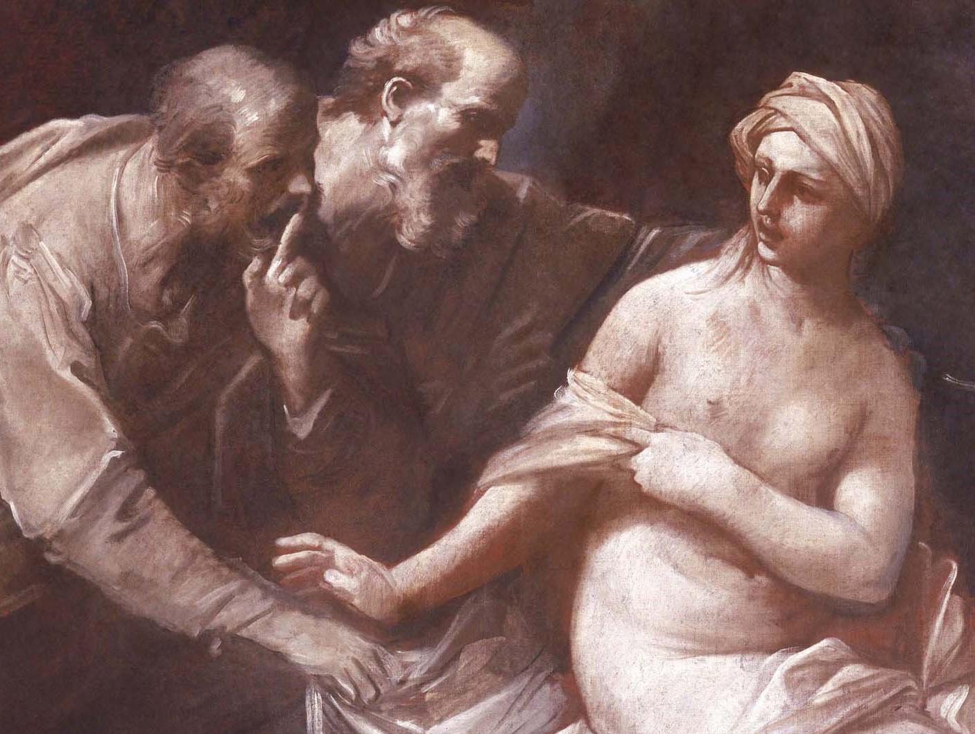 Guido Reni Susanna vecchioni