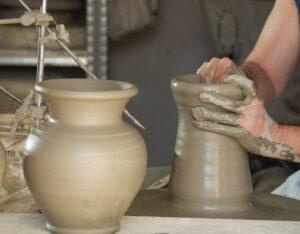 Lavorazione Ceramica MontelupoF