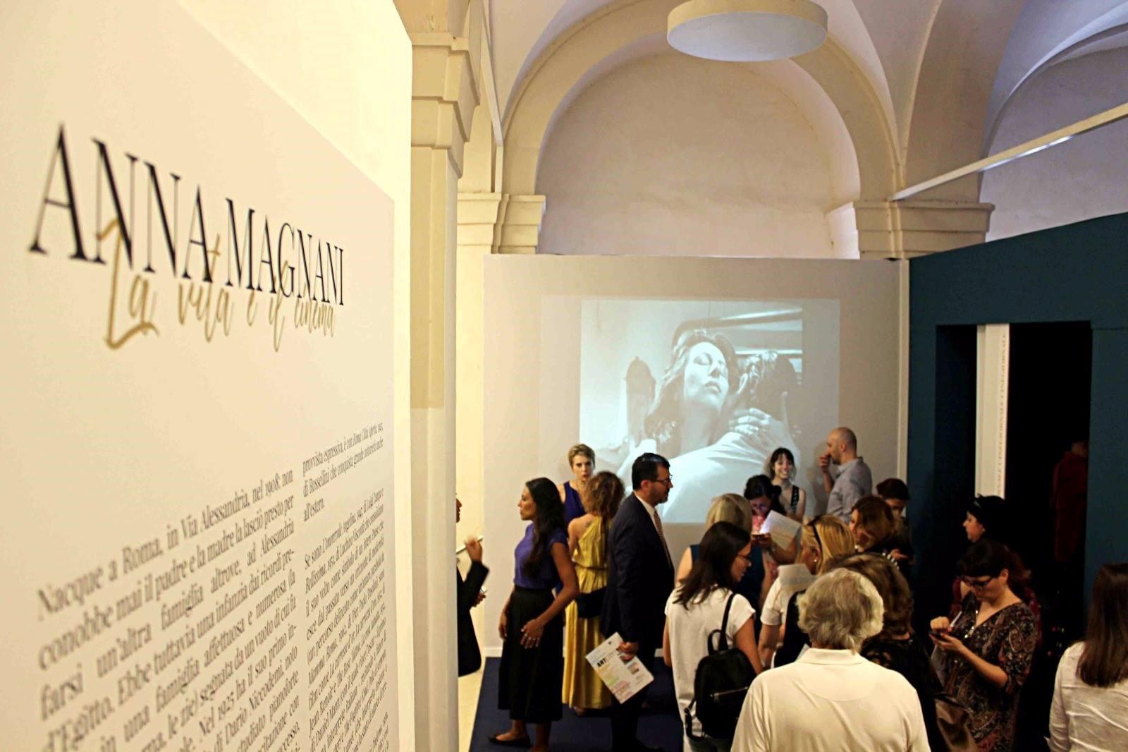 Anna Magnani mostra