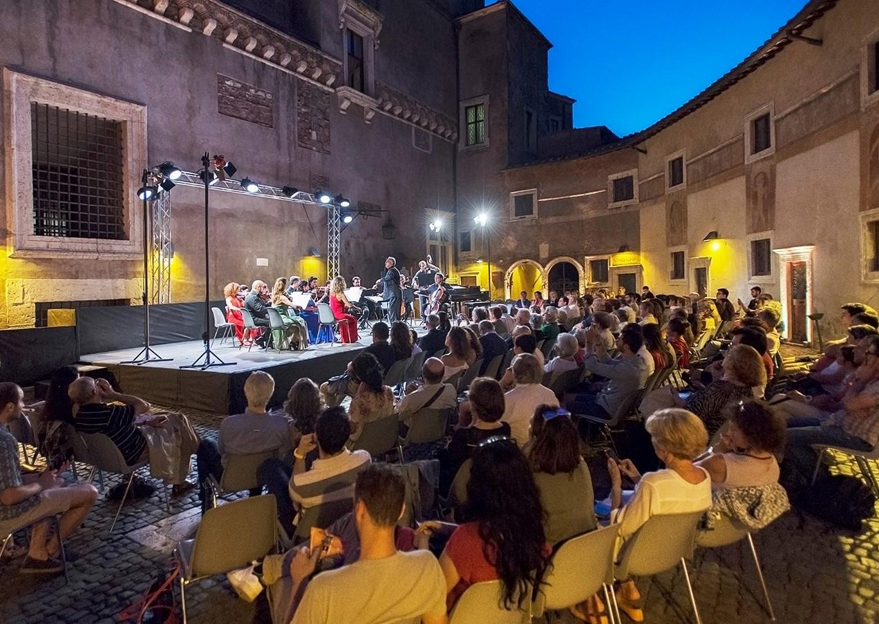 Sere dArte Castel SantAngelo