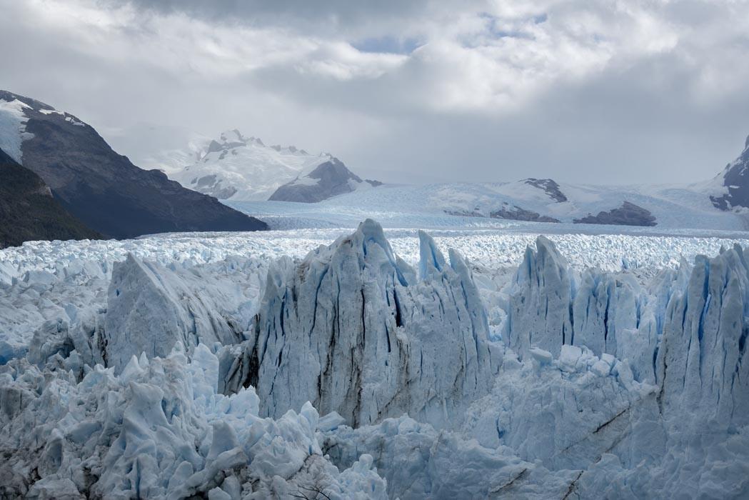 Aiazzi Veduta ghiacciaio