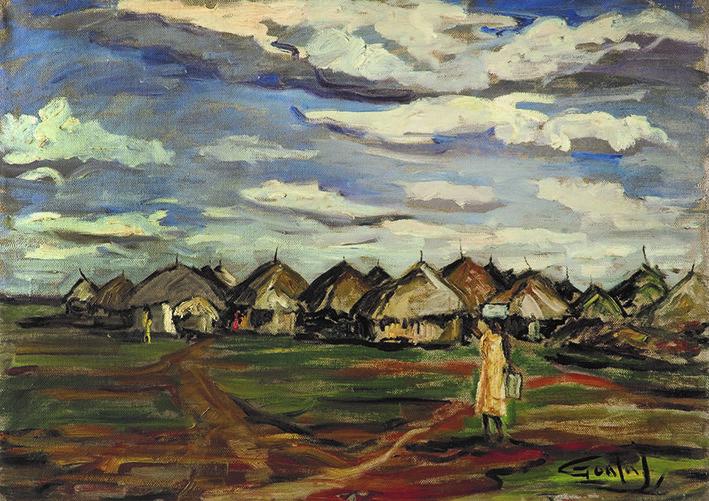 A Rumuruti Kenya 1958