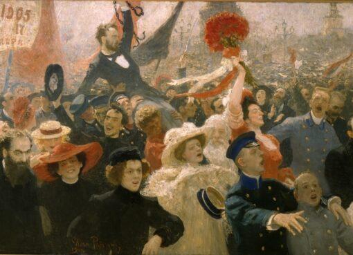 Repin 17 Ottobre 1905