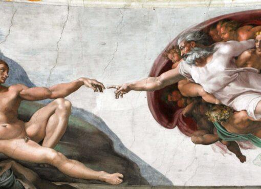 Michelangelo Sistina part