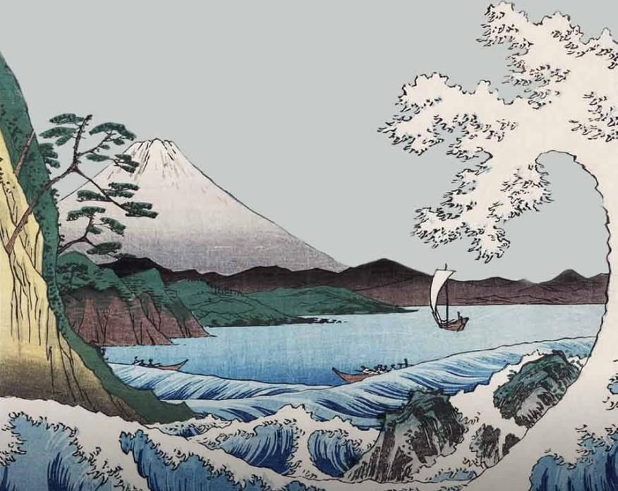 Hiroshige Giappone