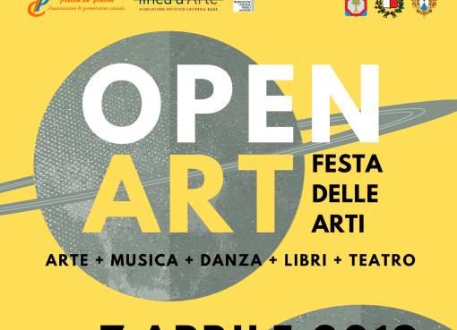 OpenArt locandina