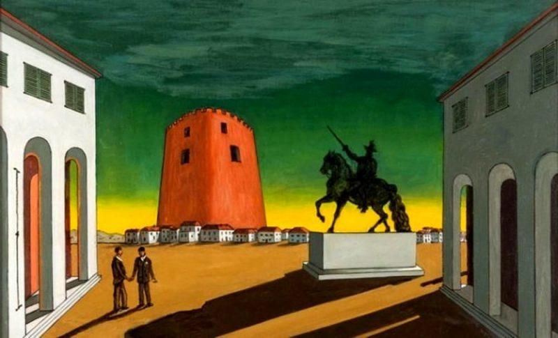 Giorgio de Chirico, il maestro della pittura neometafisica