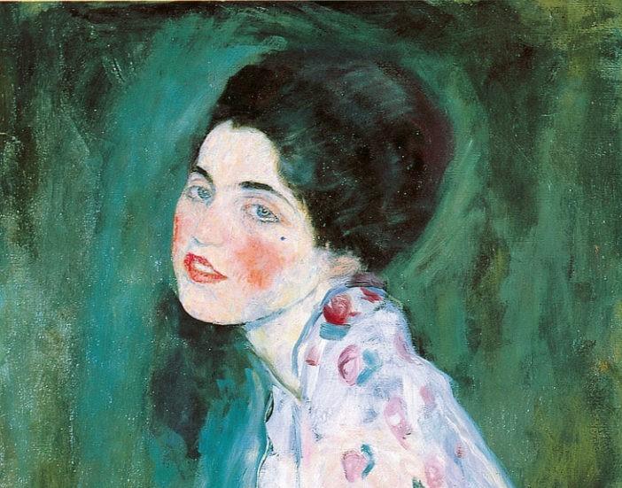 G Klimt Ritratto di signora Arte Fair